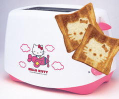 [Hello Kitty Toaster]