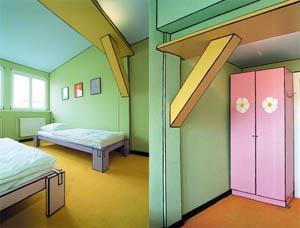 Arte Luise Kunsthotel Room 306