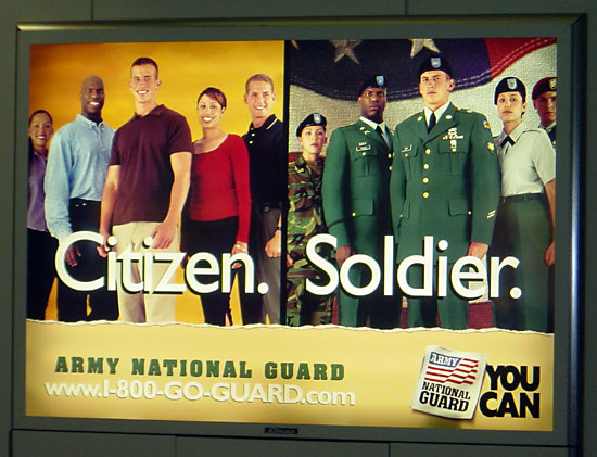 [Citizen vs. Soldier]
