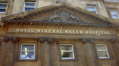 [Royal Mineral Water Hospital]