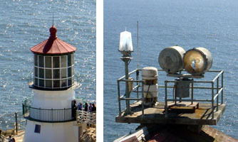 [Point Reyes Lighthouse Comparison]