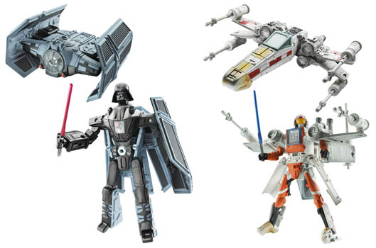 star wars images. STAR WARS TRANSFORMERS!